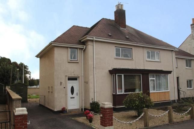 Thumbnail Semi-detached house for sale in Moss Road, Tillicoultry, Clackmannanshire