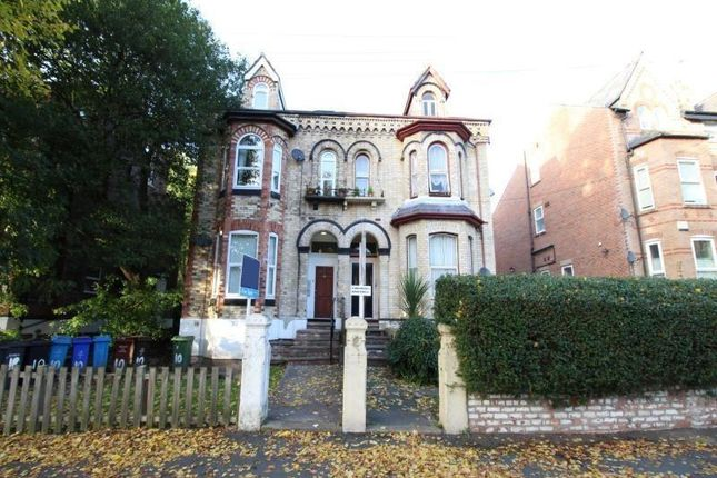Thumbnail Flat for sale in Mayfield Road, Whalley Range, Manchester