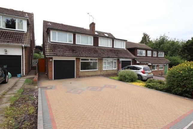 Thumbnail Semi-detached house for sale in Vine Way, Brentwood