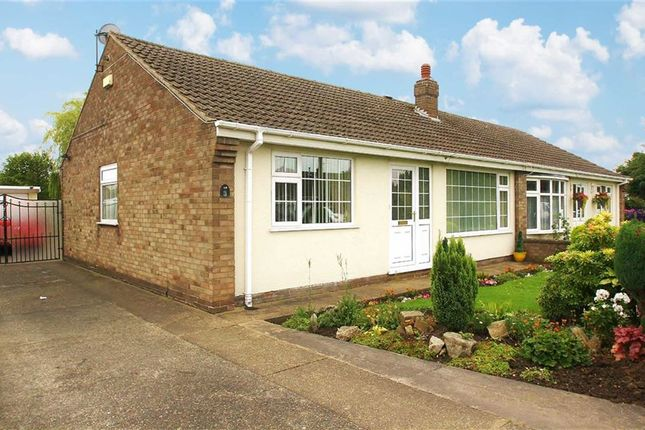 Thumbnail Bungalow for sale in James Place, Ulceby