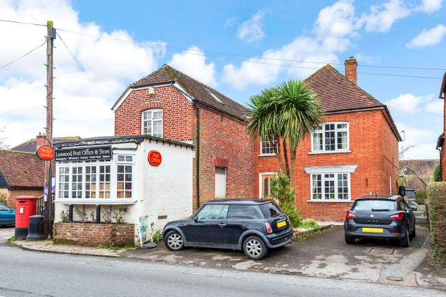 Thumbnail Detached house for sale in Guildford Road, Loxwood