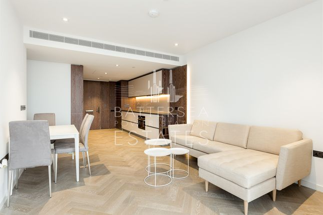 Thumbnail Flat To Rent In Battersea Station Circus Road West London