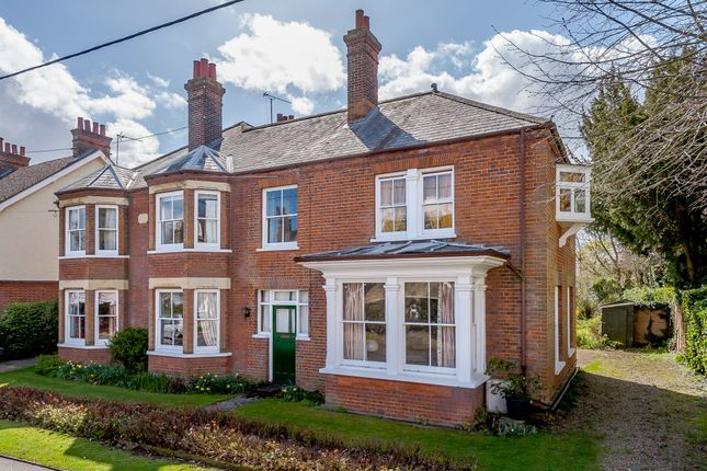 Thumbnail Detached house for sale in Temple Road, Stowmarket