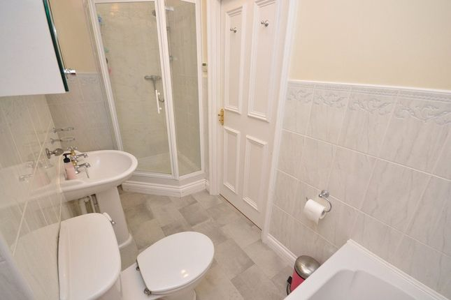Bathroom of St. Gabriels Court, Horsforth, Leeds, West Yorkshire LS18