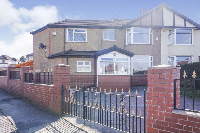 Thumbnail Semi-detached house for sale in Broadway, Bolton