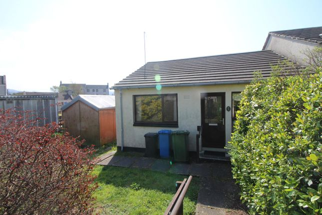 Thumbnail Terraced bungalow for sale in Inver Park, Lochinver
