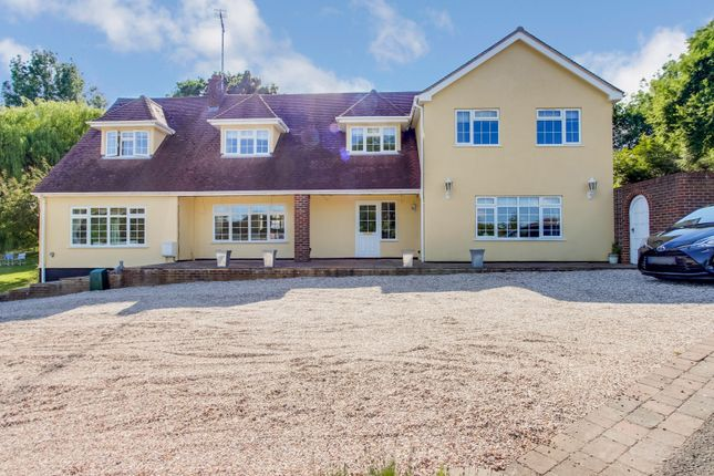 Thumbnail Detached house for sale in Aldermans Hill, Hockley, Essex