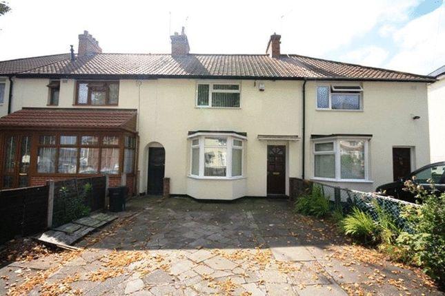 Thumbnail Terraced house for sale in Norton Crescent, Bordesley Green, Birmingham
