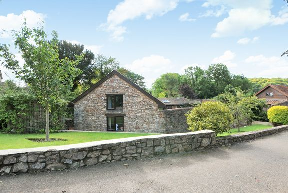 Thumbnail Barn conversion for sale in Hockworthy, Wellington