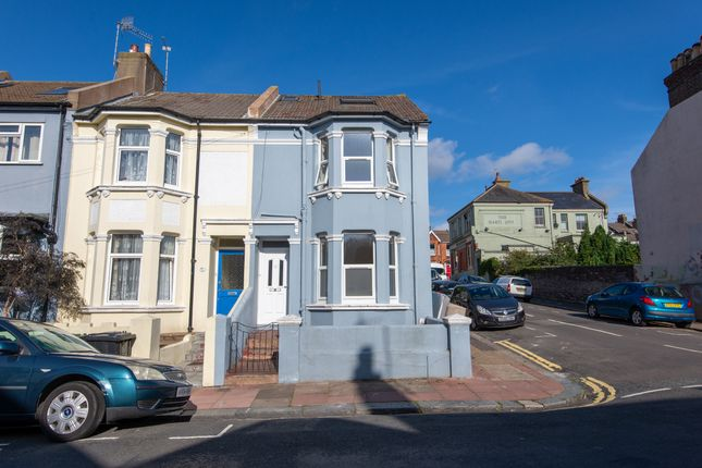 Thumbnail Semi-detached house to rent in Bonchurch Road, Brighton