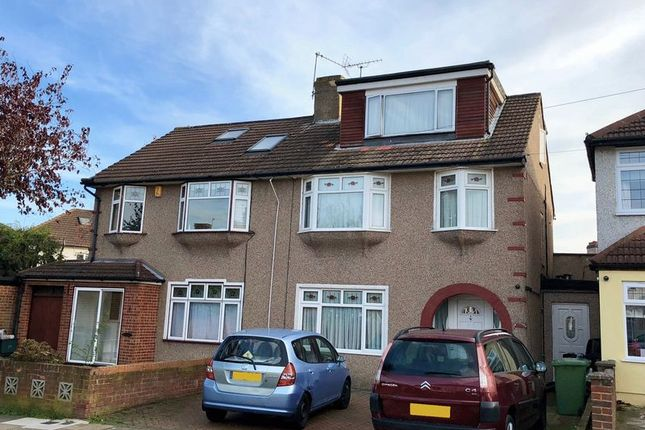 Thumbnail Semi-detached house for sale in Whitfield Road, Bexleyheath