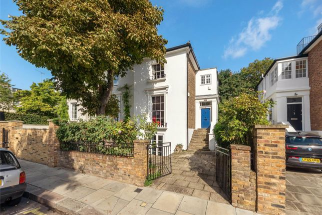 Newton Road, Notting Hill, London W2, 3 bedroom semi-detached house ...
