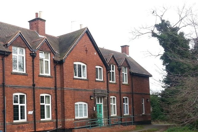 Thumbnail Detached house to rent in Scotch Orchard, Lichfield