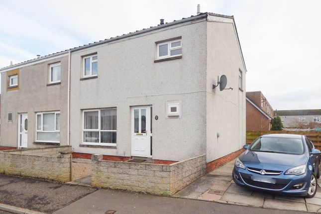 Thumbnail Semi-detached house for sale in Provost Barclay Drive, Stonehaven