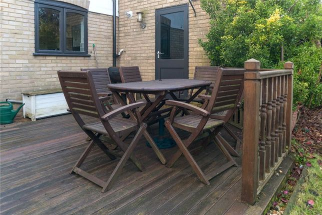 Patio of Riverside Way, Kelvedon, Colchester CO5