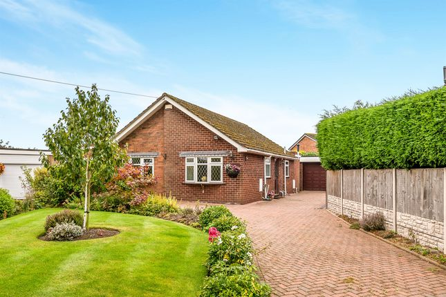 Thumbnail Detached bungalow for sale in School Lane, Hill Ridware, Rugeley