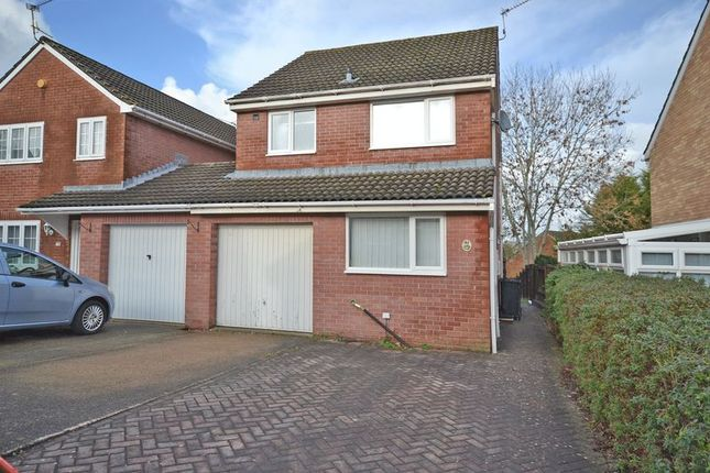 Thumbnail Detached house for sale in Detached Modern House, Mill Heath, Newport