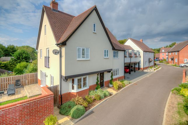 Thumbnail Semi-detached house for sale in Arbour Mews, Harlow