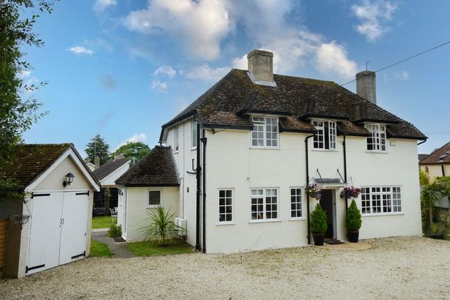 Thumbnail Detached house for sale in Brook Street, Benson, Wallingford
