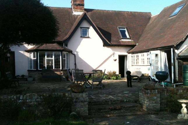 Thumbnail Cottage to rent in High Road, Great Finborough