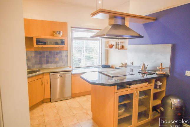 3 bed terraced house for sale in Westbourne Road, West Kirby, Wirral CH48