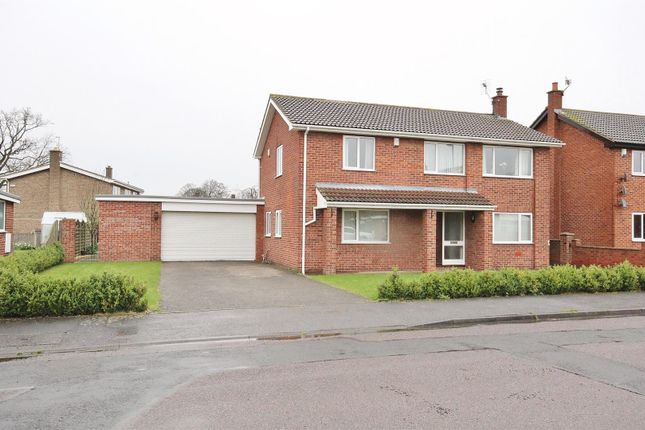 4 bed detached house for sale in Dunnington Drive, Hambleton, Selby