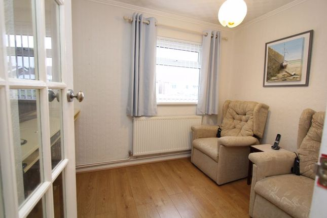 TV Room of Nurston Close, Rhoose, Barry CF62