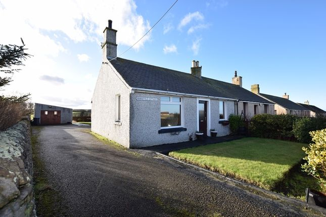 Thumbnail Semi-detached bungalow for sale in 1 Mansfield Cottages, Canisbay