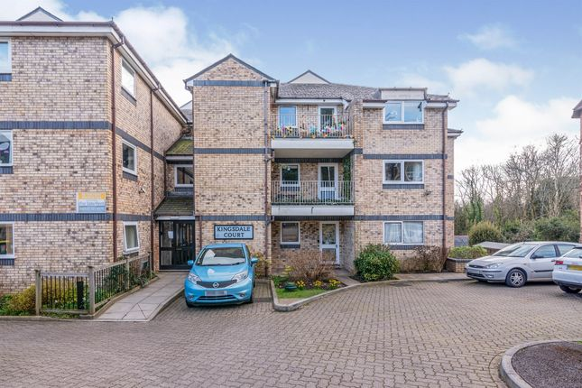 Flat for sale in Stow Park Crescent, Newport