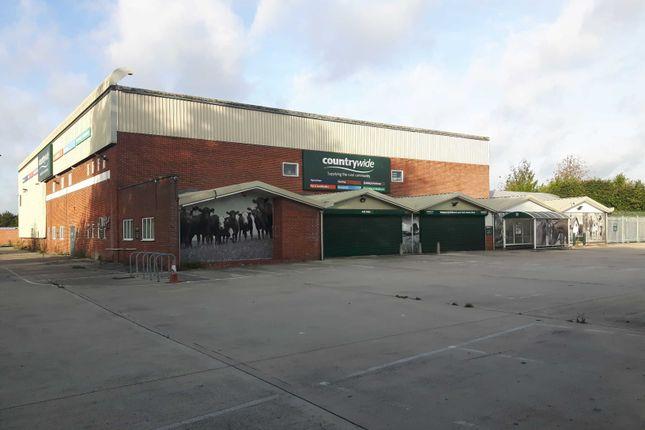 Thumbnail Industrial for sale in Bradford Road, Melksham