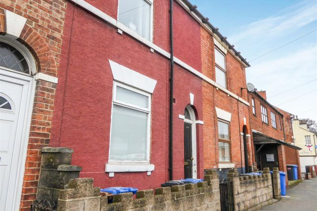 2 bed terraced house to rent in Mansfield Road, Derby