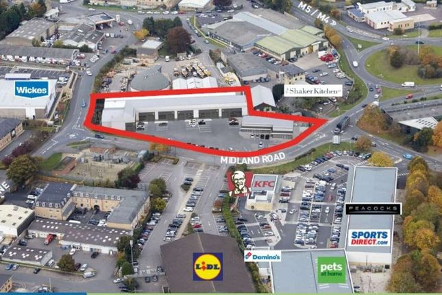 Thumbnail Industrial to let in Cirencester Trade Park, Midland Road, Cirencester
