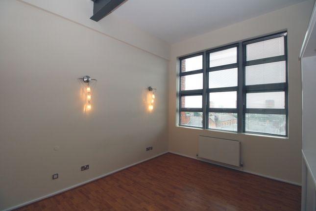 Bedroom Area of Great Hampton Street, Hockley, Birmingham B18