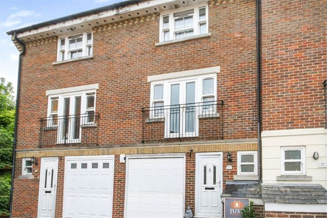Thumbnail Terraced house for sale in Speckled Wood, Hastings, East Sussex