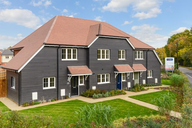3 bed terraced house for sale in The Weavers, Grigg Lane, Headcorn