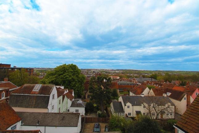 Thumbnail Flat for sale in Angels Court Yard, High Street, Colchester