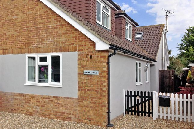 Thumbnail Detached House For Sale In Burndell Road Yapton Arundel West Sussex