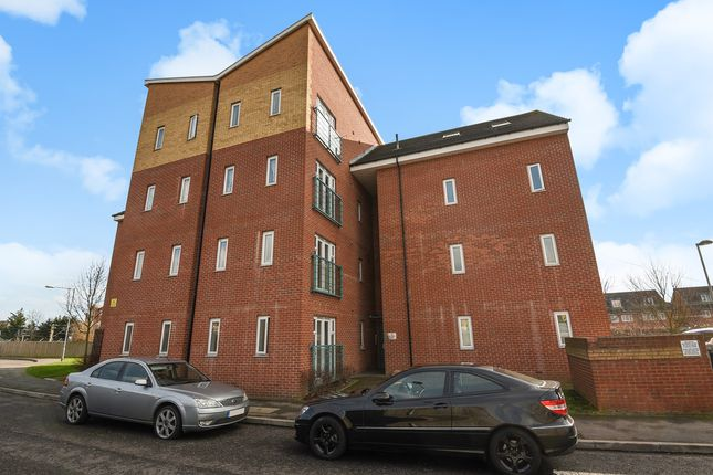 Thumbnail Flat to rent in St. Mark's Place, Dagenham