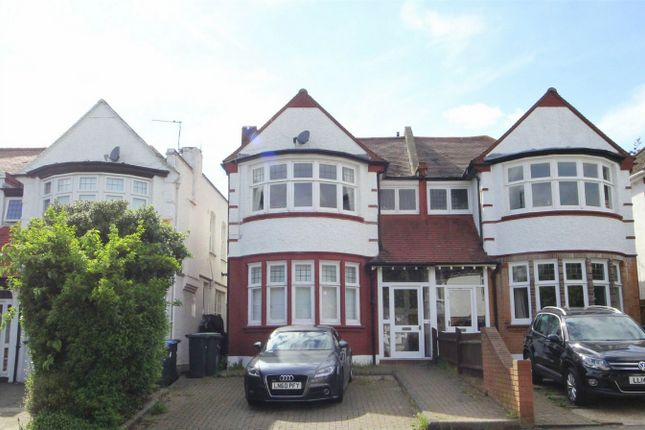 Thumbnail Flat for sale in Hoppers Road, London
