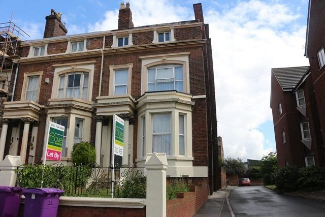 Thumbnail Flat to rent in Beech Street, Kensington, Liverpool