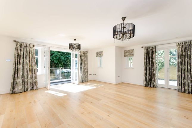 Thumbnail Semi-detached house to rent in St Annes Mews, Wimbledon
