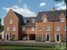 Thumbnail Semi-detached house for sale in The xxx At St James Park, Off Cam Drive, Ely