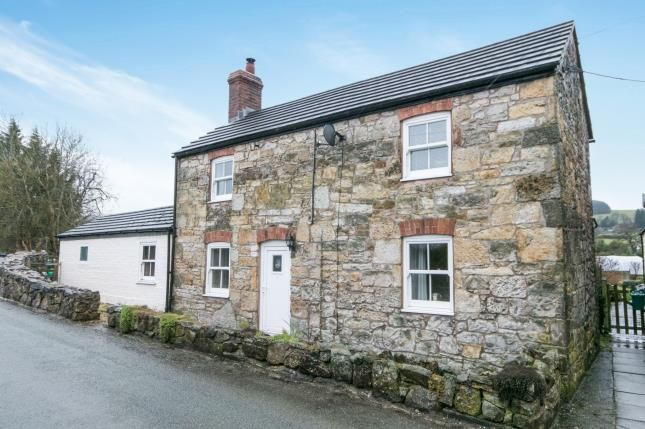 Thumbnail Detached house for sale in Bryn Common, Ffrith, Wrexham, Flintshire
