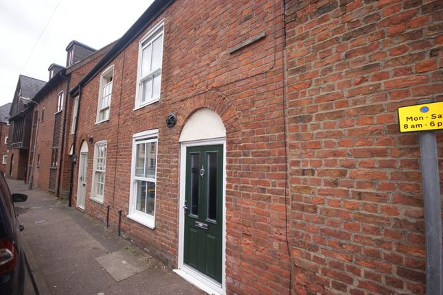 Thumbnail Terraced house to rent in Double Street, Spalding