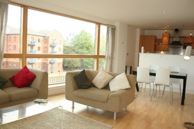 Thumbnail Flat to rent in Bowman Lane, Hunslet, Leeds
