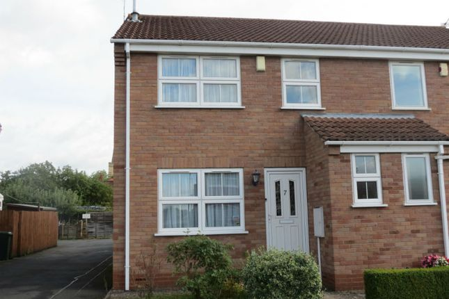 Thumbnail Semi-detached house to rent in Keepersgate, Pickering