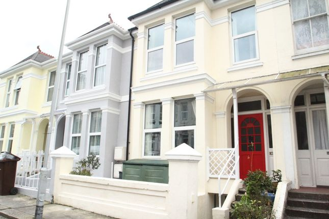Thumbnail Terraced house for sale in Wesley Avenue, Hyde Park, Plymouth
