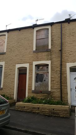 Reed Street, Burnley BB11
