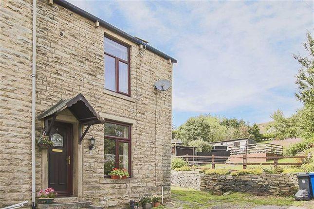 Thumbnail End terrace house for sale in Greaves Street, Haslingden, Rossendale