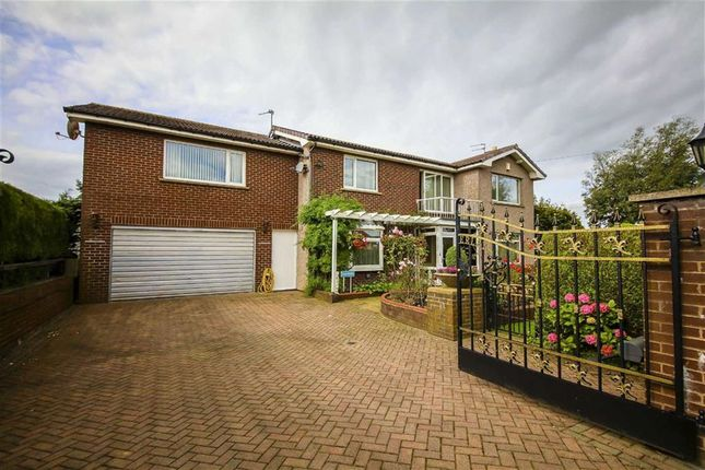 Thumbnail Detached house for sale in Melrose Avenue, Oswaldtwistle, Lancashire